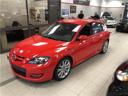 2009 Mazda MazdaSpeed3 Base (Stk: ) in Ottawa - Image 1 of 17