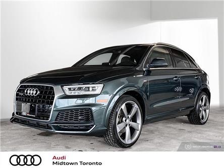 2018 Audi Q3 2.0T Technik (Stk: P8753) in Toronto - Image 1 of 25