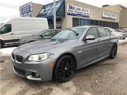 2016 BMW 535i xDrive (Stk: ) in Concord - Image 1 of 21