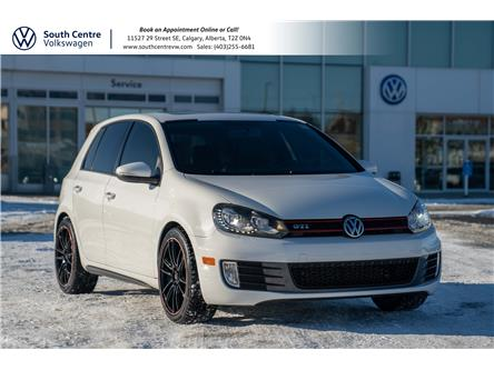 2012 Volkswagen Golf GTI 5-Door (Stk: 10117B) in Calgary - Image 1 of 40