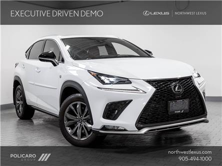 2021 Lexus NX 300 Base (Stk: 19095) in Brampton - Image 1 of 22