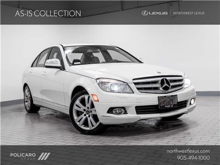 2008 Mercedes-Benz C-Class Base (Stk: 078056T) in Brampton - Image 1 of 20