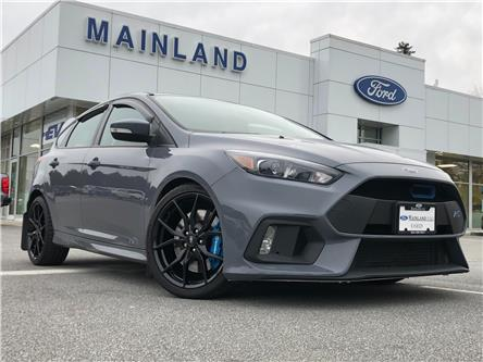 2017 Ford Focus RS Base (Stk: 20ED8547A) in Vancouver - Image 1 of 29