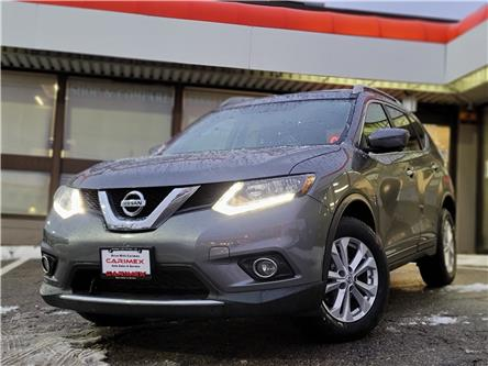 2016 Nissan Rogue SV (Stk: 2102025) in Waterloo - Image 1 of 23