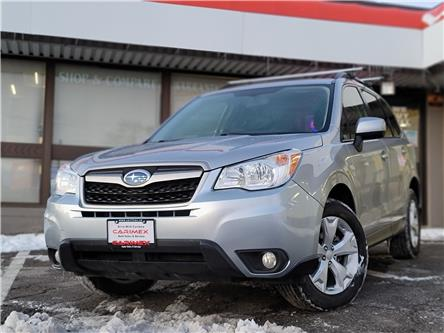 2016 Subaru Forester 2.5i Convenience Package (Stk: 2102014) in Waterloo - Image 1 of 21