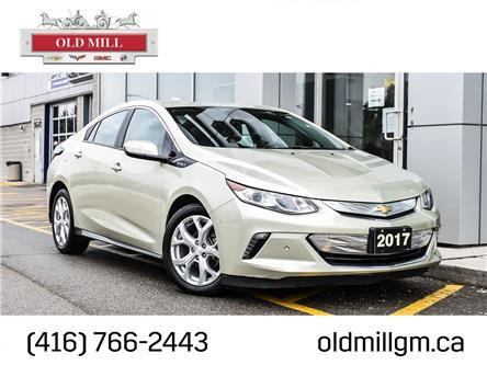 2017 Chevrolet Volt Premier (Stk: 119821U) in Toronto - Image 1 of 19