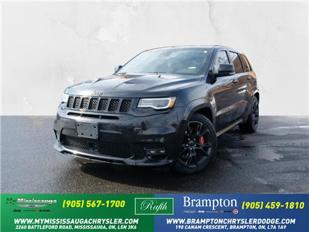 2019 Jeep Grand Cherokee SRT (Stk: 21239A) in Mississauga - Image 1 of 28