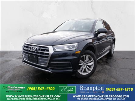 2019 Audi Q5 45 Komfort (Stk: 1194) in Mississauga - Image 1 of 26