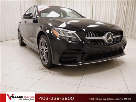 2020 Mercedes-Benz C-Class Base (Stk: W7613) in Calgary - Image 1 of 16