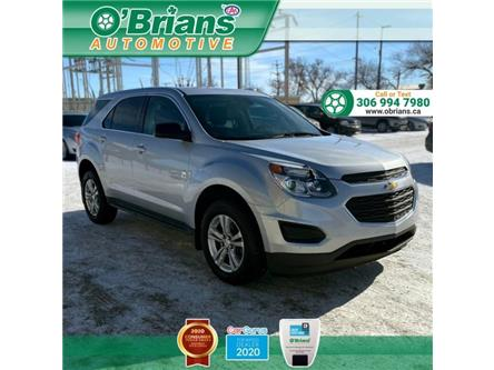 2017 Chevrolet Equinox LS (Stk: 14159A) in Saskatoon - Image 1 of 19