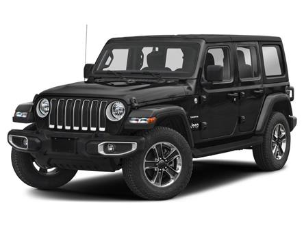 2021 Jeep Wrangler Unlimited Sahara (Stk: M638610) in Surrey - Image 1 of 9