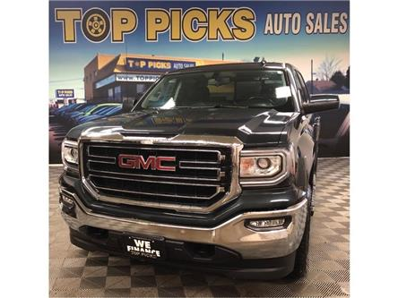 2018 GMC Sierra 1500 SLE (Stk: 346688) in NORTH BAY - Image 1 of 29