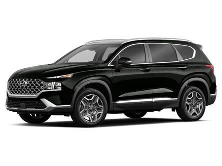 2021 Hyundai Santa Fe Hybrid Luxury AWD (Stk: 37010) in Brampton - Image 1 of 2