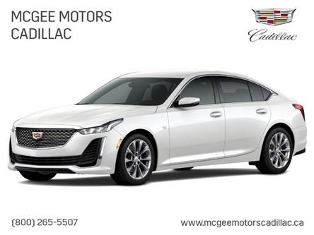 2021 Cadillac CT5 Premium Luxury (Stk: 106323) in Goderich - Image 1 of 2