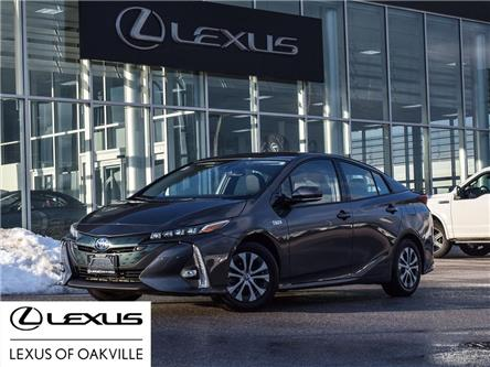 2020 Toyota Prius Prime  (Stk: 21001A) in Oakville - Image 1 of 23