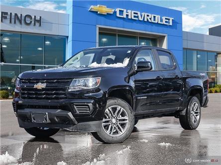 2021 Chevrolet Colorado WT (Stk: 153491) in London - Image 1 of 28