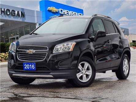 2016 Chevrolet Trax LT (Stk: WX146101) in Scarborough - Image 1 of 24