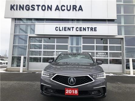 2018 Acura RLX Sport Hybrid Elite (Stk: 20P205) in Kingston - Image 1 of 11