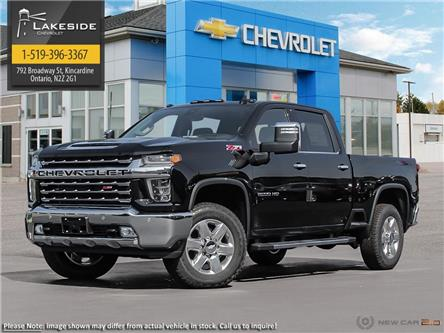 2021 Chevrolet Silverado 2500HD LTZ (Stk: T1129) in Kincardine - Image 1 of 23
