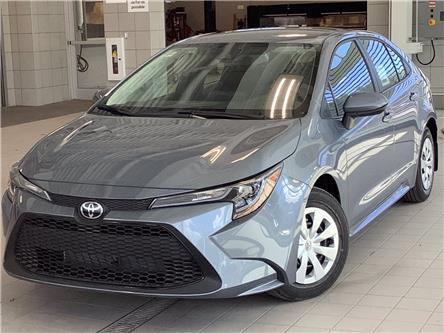 2021 Toyota Corolla LE (Stk: 22607) in Kingston - Image 1 of 20
