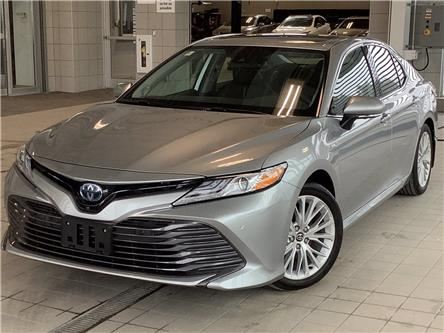 2020 Toyota Camry Hybrid XLE (Stk: P19315) in Kingston - Image 1 of 30