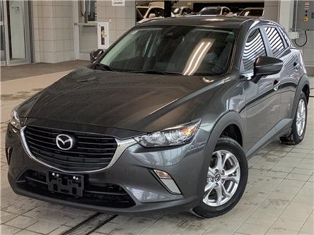 2018 Mazda CX-3 GS (Stk: 22552A) in Kingston - Image 1 of 12