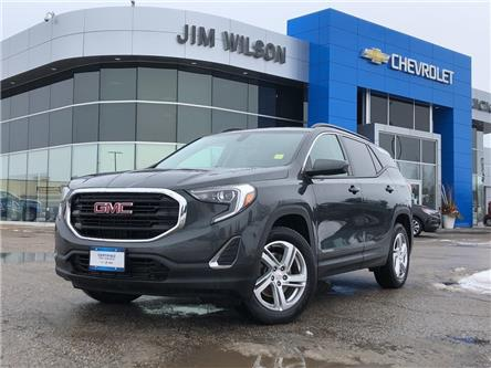 2018 GMC Terrain SLE (Stk: 6570) in Orillia - Image 1 of 19