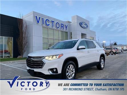 2019 Chevrolet Traverse LT (Stk: V19918A) in Chatham - Image 1 of 20