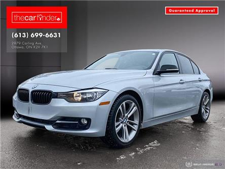 2014 BMW 320i xDrive (Stk: ) in Ottawa - Image 1 of 24