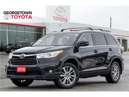 2016 Toyota Highlander XLE (Stk: 16-90589GL) in Georgetown - Image 1 of 22