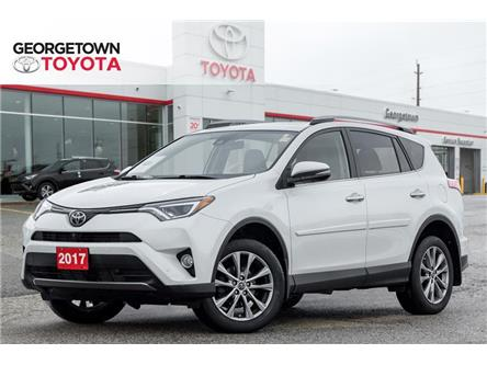 2017 Toyota RAV4 Limited (Stk: 17-20613GL) in Georgetown - Image 1 of 24