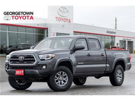2017 Toyota Tacoma SR5 (Stk: 17-21366GT) in Georgetown - Image 1 of 21