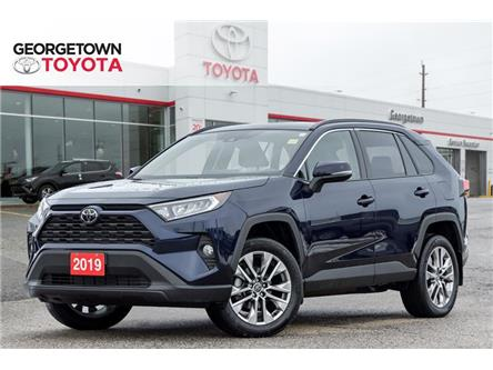 2019 Toyota RAV4 XLE (Stk: 19-40119GL) in Georgetown - Image 1 of 22