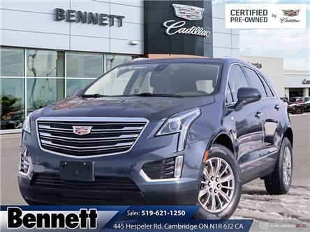 2019 Cadillac XT5 Luxury (Stk: 210360A) in Cambridge - Image 1 of 27
