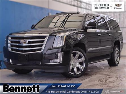 2016 Cadillac Escalade ESV Premium Collection (Stk: 343751) in Cambridge - Image 1 of 27