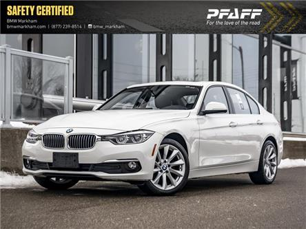 2017 BMW 328d xDrive (Stk: D14023) in Markham - Image 1 of 22