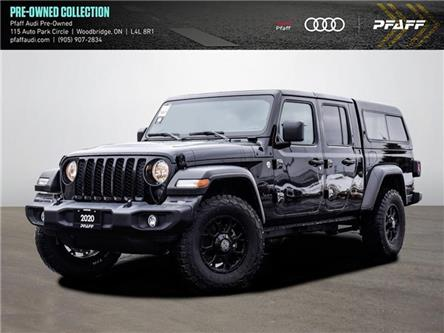 2020 Jeep Gladiator Sport S (Stk: C8205) in Woodbridge - Image 1 of 25