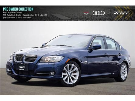 2011 BMW 335i xDrive (Stk: T19271A) in Woodbridge - Image 1 of 23