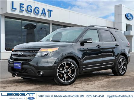 2015 Ford Explorer Sport (Stk: 20-32-145A) in Stouffville - Image 1 of 30