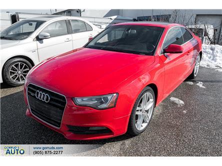2014 Audi A5 2.0 Komfort (Stk: 060231) in Milton - Image 1 of 5