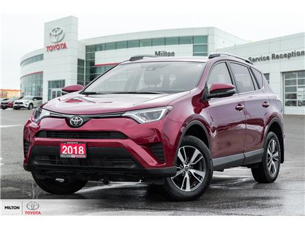 2018 Toyota RAV4 LE (Stk: 487855) in Milton - Image 1 of 20