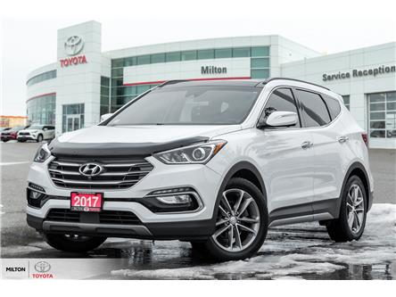 2017 Hyundai Santa Fe Sport 2.0T Ultimate (Stk: 397502) in Milton - Image 1 of 25