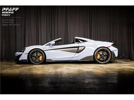 2020 McLaren 600LT Spider (Stk: MV0322) in Vancouver - Image 1 of 20