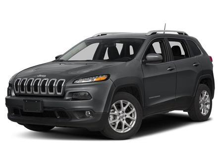 2017 Jeep Cherokee North (Stk: CLDU6745) in Ottawa - Image 1 of 9