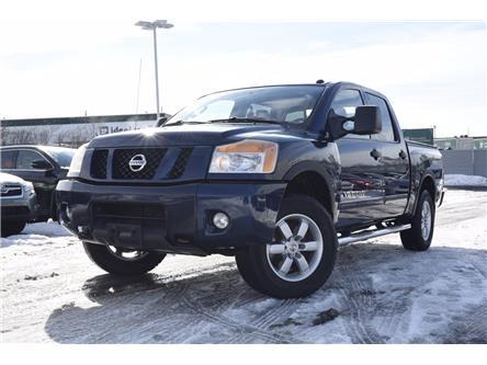 2011 Nissan Titan PRO-4X (Stk: P2432A) in Ottawa - Image 1 of 27