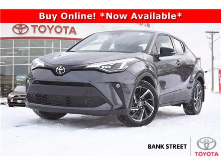 2021 Toyota C-HR Limited (Stk: 28881) in Ottawa - Image 1 of 24