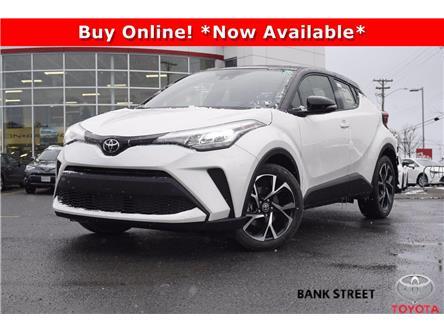2021 Toyota C-HR XLE Premium (Stk: 28809) in Ottawa - Image 1 of 24
