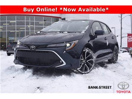 2021 Toyota Corolla Hatchback Base (Stk: 28858) in Ottawa - Image 1 of 23