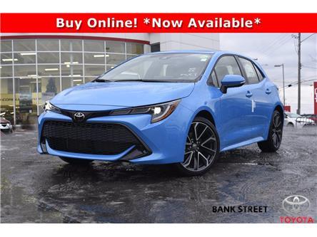 2021 Toyota Corolla Hatchback Base (Stk: 28864) in Ottawa - Image 1 of 23