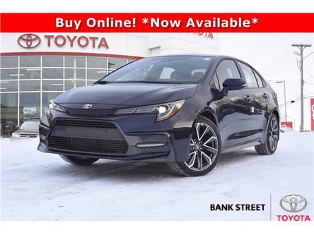 2021 Toyota Corolla SE (Stk: 28920) in Ottawa - Image 1 of 25